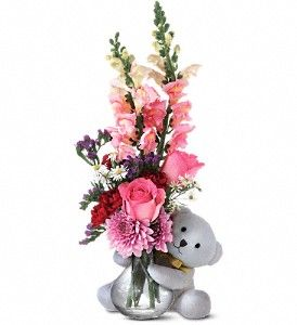 Don't forget Valentine's day with flowers: