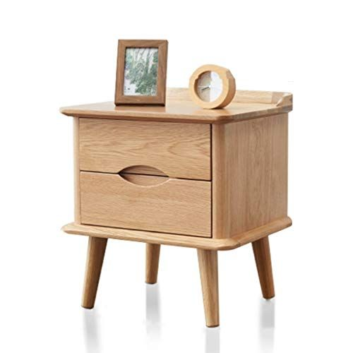 Nightstands End Tables Bedside Table Home High Foot Solid Wood