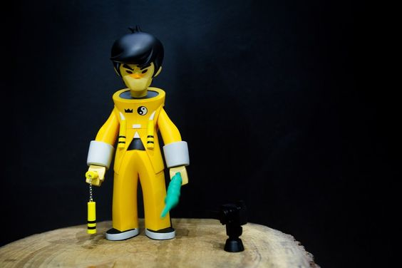 SpankyStokes.com | Vinyl Toys, Art, Culture, & Everything Inbetween: Vinyl