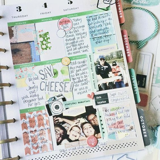 Here's the second page to the previous post!  I had so much fun with this one...tried out my new FijiFilm Instax Mini Cell Phone Photo printer!  Woohoo!  #mambi #mambiplanner #mambihappyplanner #thehappyplanner #happyplanner #theplannersociety #theplannersocietykitclub #plannergirl #planneraddict #plannercommunity #plannerspread #meandmybigideas #memorykeeping #everydaylife #HappyPlanner @meandmybigideas @the_happy_planner by beautifulmomentcards