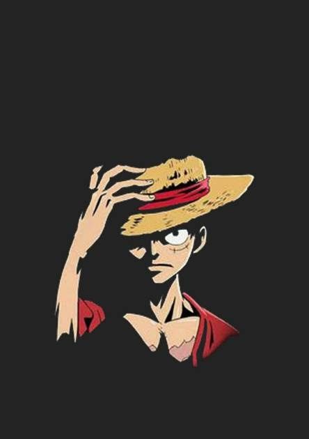 Wallpaper Hd One Piece Luffy Android Luffy One Piece Anime Ringtones And Wallpapers Free By Zedge Monkey D Luffy Angry One Piece A Gambar Gambar Wajah Hitam