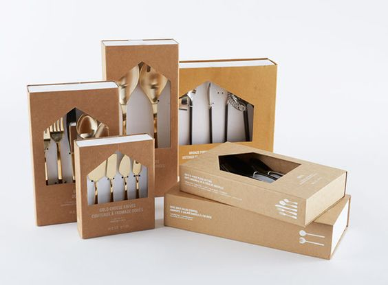 Flatware Packaging on Behance