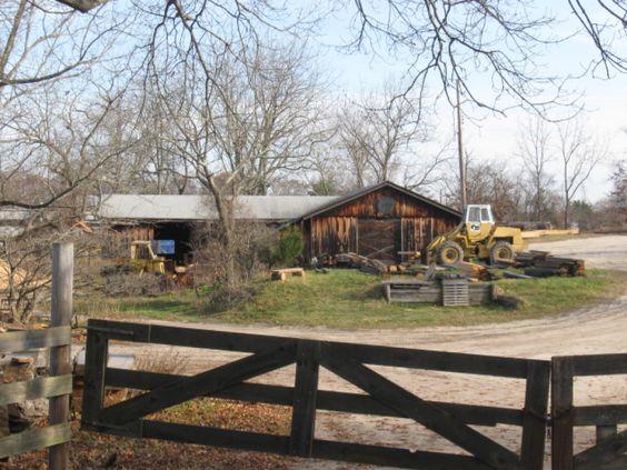 Commack, Harned farm