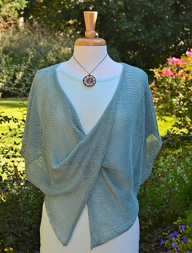 Ravelry: Twisted pattern by Susan Barstein
