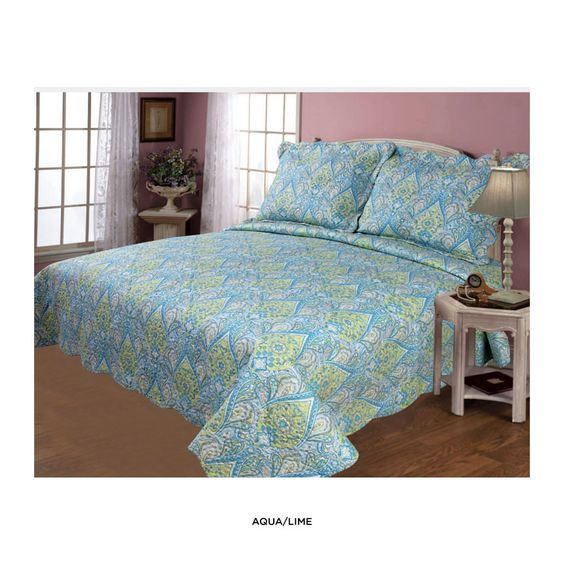 Cute bedspread! http://www.nomorerack.com/daily_deals/view/509794 for 70% off.