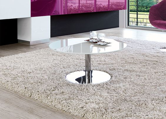 Fresh Contemporary Living Room Table
