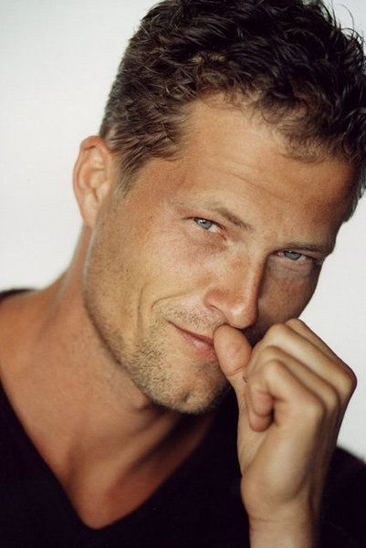 Til Schweiger, cute, I had to look him up.