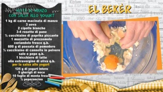Maciniamo la carne. Alla mollica di pane aggiungiamo il latte, uniamo l'uovo intero e aggiungiamo la carne macinata. Aggiungiamo la cipolla a pezzettini, prezzemolo tritato grossolano, coriandolo, pepe e la cannella. Amalgamiamo il tutto e facciamo le polpette.  Nella pentola magari di coccio scaldiamo un po' di olio con la cipolla a fettine, paprika dolce aggiungiamo la passata di pomodoro, saliamo e facciamo insaporire e aggiungiamo le polpette.  Copriamo e facciamo cuocere 1 oretta. Nello…
