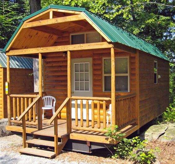 Sheds shed cabin and cabin on pinterest for 10x14 shed floor plans