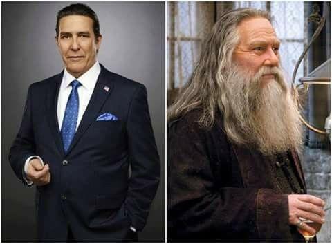 Happy Birthday Ciaran Hinds Aberforth Dumbledore Harry Potter Universal Ciaran Hinds Hogwarts Professors