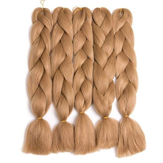 Amazon Com Lady Corner Braiding Hair 24inch Jumbo Braids High