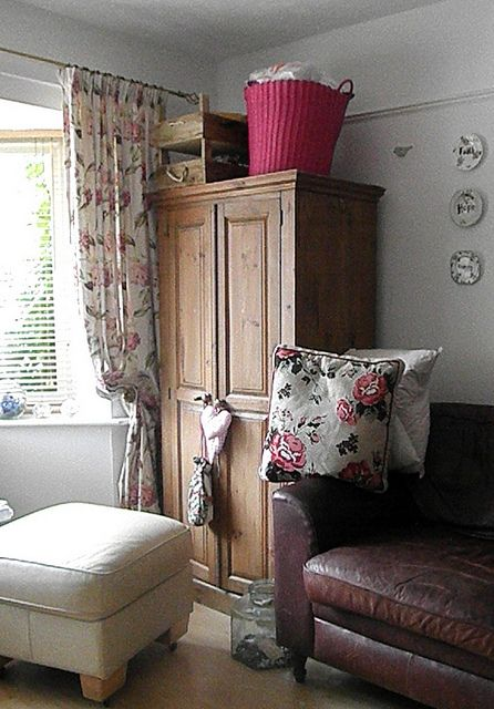 Laura ashley curtains hyacynth decor remodeling ideas for Rideaux cottage anglais