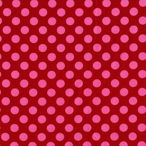 Michael Miller Ta Dot Berry | by Stitch Lab in Austin, Texas