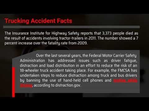 Driver Awareness Of Tractor Trailers Can Prevent Massachusetts Accidents In 2020 Tractor Trailers Accident Accident Attorney