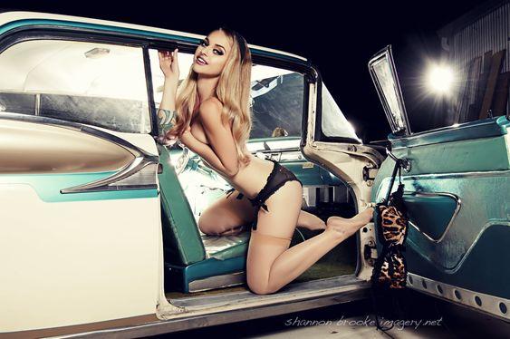 Megan Renee Pin up by ~ModelMeganRenee