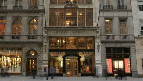 Henri Bendel #NYC #shop