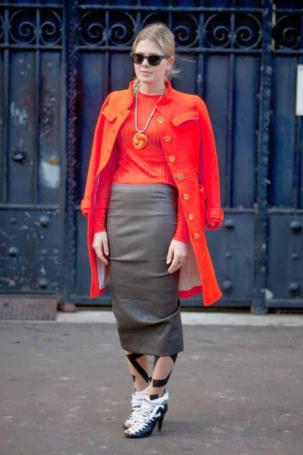 #pfw #paris #fashion #street #style #daily #fall #2014