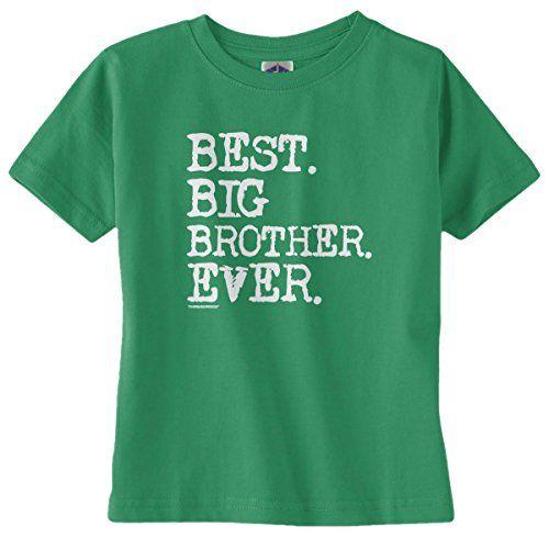 Threadrock Baby Boys' Best Big Brother Ever Infant T-Shirt 6M Kelly Green Threadrock http://www.amazon.com/dp/B00PJ4Q2CW/ref=cm_sw_r_pi_dp_1qF4vb13KFSMD