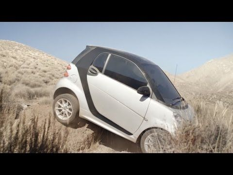 smart fortwo   Offroad - YouTube
