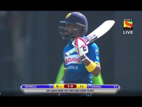 Pakistan Vs Sri Lanka 4th Odi Match Live Cricket Score 2017 Youtube Live Cricket Star Sports Live Cricket Live Cricket Tv