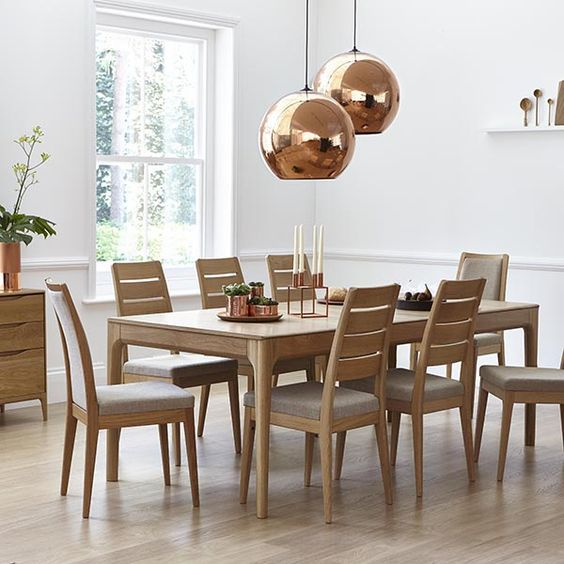 Ercol Romana | Dining Ranges | Dining Room