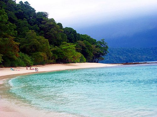 Radhanagar Beach, Havelock Island, India