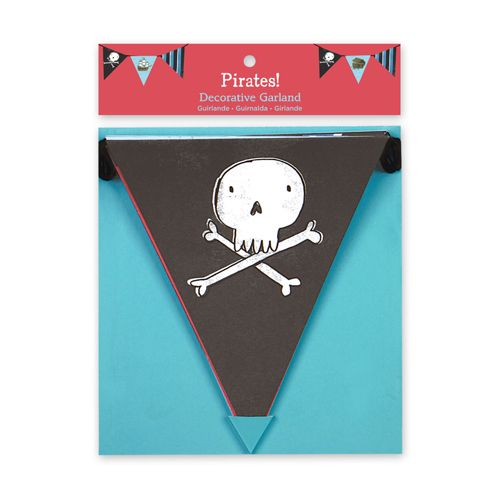 Pirates Decorative Garland