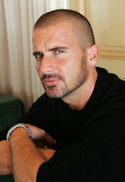 Dominic Purcell = heart palpitations