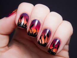 Resultado de imagen para gradient nails