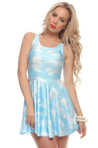Cloud 9 Skater Dress
