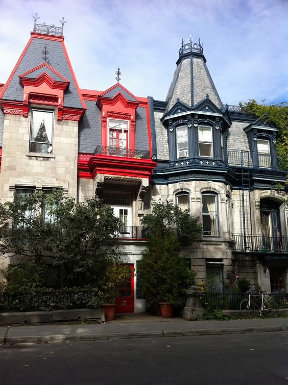 Couleurs a MONTREAL