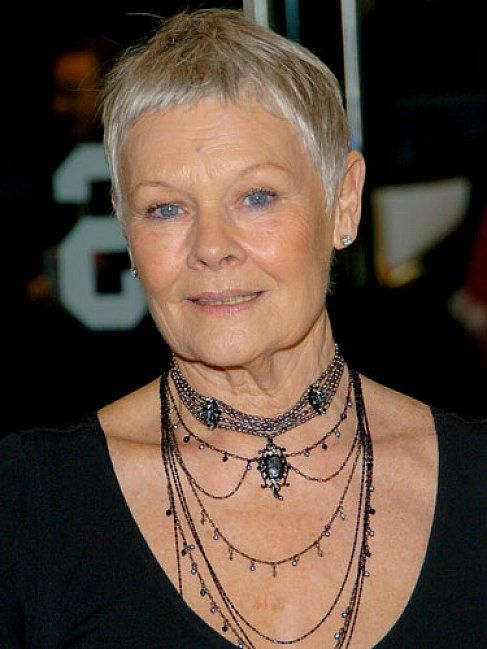 Very Short Hairstyles For Older Women For Straight Thin