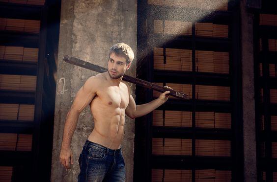 Fabio Gehring por Anna Theodora