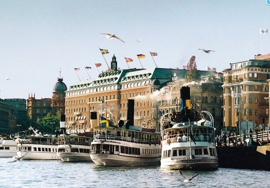The Grand Hôtel in Stockholm has been home to celebrities, high-profile events and everyday bon-vivants since 1874. The hotel overlooks the Royal Palace and Gamla Stan, Stockholm's old town. The Grand is also home to the classic Swedish Veranda restaurant, renowned for its traditional smörgåsbord, Mathias Dahlgren's Michelin star restaurants and the spectacular Cadier Bar. For recreation, there's the Nordic Spa & Fitness club with hot saunas and cool dipping pools. www.grandhotel.se