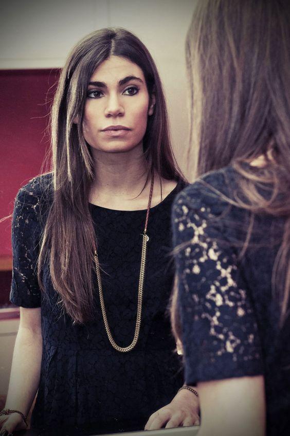 Coralie de Seynes necklace #luxury #paris #modewalk