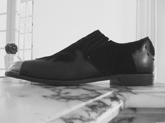 DAMEN-HALBSCHUH, Größe 37, SLIPPER, schwarz/silber, LEDER, in Kleidung & Accessoires, Damenschuhe, Halbschuhe & Ballerinas | eBay