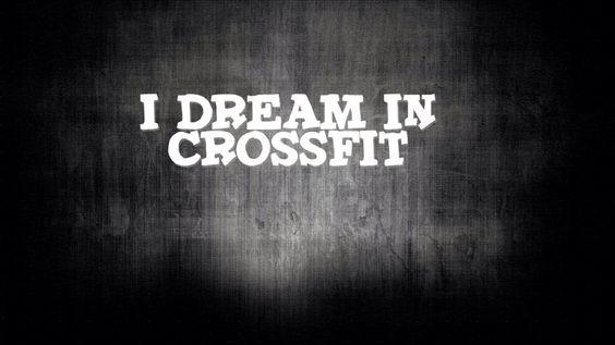 #newbie #crossfitchic #crossfitdreaming #crossfitsuasponte #needtomakethisintoashirt