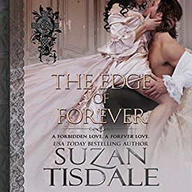 "Another must-listen from my #AudibleApp: ""The Edge of Forever"" by Suzan Tisdale, narrated by Stevie Zimmerman."