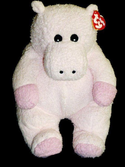 "This was my son's best friend forever!  ""Herbie""! Was once pink but then became sort of funky gray with pink undertones!  Herbie was very well loved!"