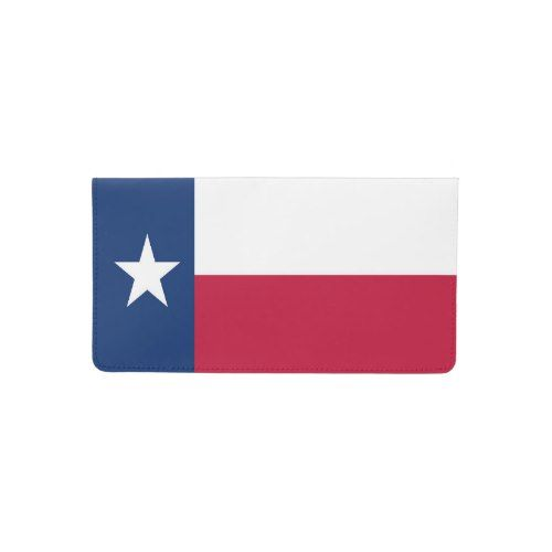 Texas State Flag High Quality Authentic Color Checkbook Cover Texas State Flag State Flags Texas State