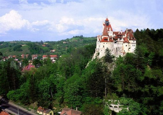 Castelul Bran (Romania) places-i-want-to-visit