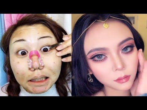 Best Viral Asian Makeup Transformations 2019 Asian Makeup