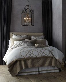 """Dransfield & Ross House """"Alhambra"""" Bed Linens"""