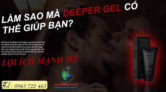 Sự thật về deeper gel có tốt không, sản phẩm luôn được nam giới ưa chuộng và tìm kiếm trong năm 2018 này, với tác dụng kéo dài kích thước cậu nhỏ đặt biệt rất tốt. #deepergel #suthatvedeepergel #deepergelcototkhong