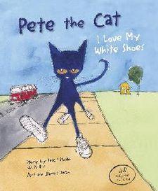 Pete the Cat: I Love My White Shoes wiki: Book Pete, Kindergarten Book, Kids Books, Pete The Cats, Favorite Book, Children S Books, Books To Read, Picture Book