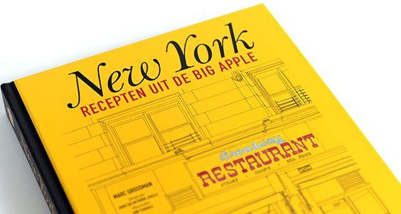 Heerlijk nieuw kookboek: New York, recepten uit de Big Apple » Culy.nl