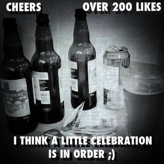 Over 200 likes on Facebook ;)