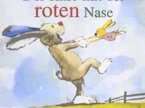 Der Hase Mit Der Roten Nase Rote Nase Nase Ausmalen