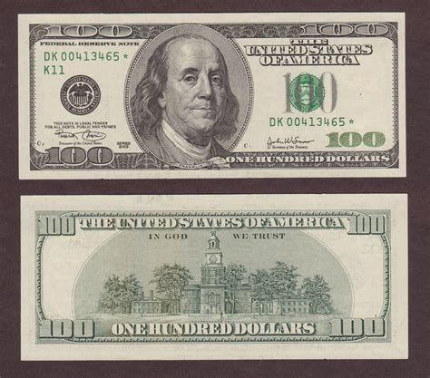 100 Dollar Bill Printable Front 100 Dollar Bill Money Printables Fake Money Printable