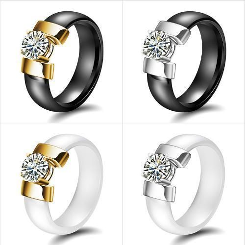 Allergic To Wedding Ring White Gold In 2020 Titanium Steel Rings Fashion Rings Fashion Rings Silver